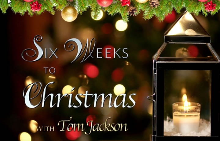 Six weeks to Christmas tom Jackson